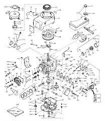 Tecumseh Engine Diagram   Wiring Library