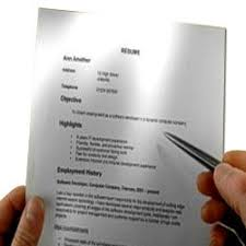 resume preperation