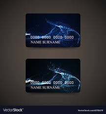 Free Credit Card Designs Gift Or Credit Card Design Template