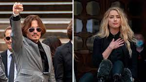Johnny Depp's US defamation lawsuit should be thrown out after  'wife-beater' ruling in the UK, Amber Heard says | Ents & Arts News
