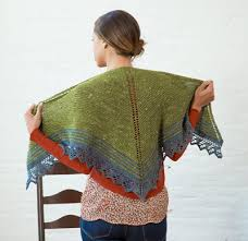 Knitted Shawl Patterns Extraordinary Top 48 Free Shawl Knitting Patterns