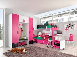 Pink Childrens Bedroom Girls Childrens Bedroom Furniture Set Pink Sport Calcio 8