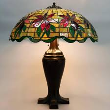 tiffany peacock floor lamp beautiful amusing stained glass table lamp tables shades ireland lamps