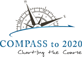 Charting The Course Theme Compass To 2020 Our Journey