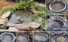 Small Picture Backyard Small Pond Ideas Backyard Landscape Design