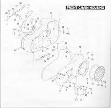 primary chain case parts catalog image