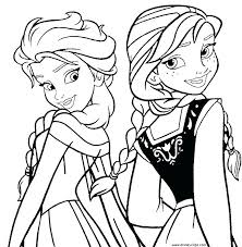 Disney Princess Colouring Pages Printable Children Coloring Free