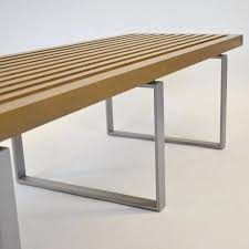 wooden slats bench teak wood slat w metal legs timber seat wooden slats bench