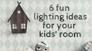 Fun lighting for kids rooms Decor Ideas Fun Lighting Ideas Screed Fun Lighting Ideas For Your Kids Room Screed