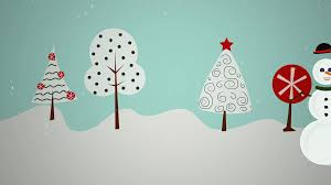 Holidays Snowman Happy Holidays Animated Snowman Motion Background Storyblocks Video