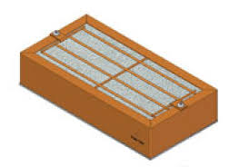Brackett Filter Assem Ba7110