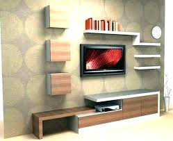 Wallpaper Display Stand Beauteous Wooden Wall Units Living Room Display Tall Storage Unit Design For