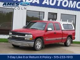 Used 2001 Chevrolet Silverado 1500 For Sale in San Antonio, TX ...