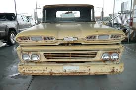 Truck chevy 1960 truck : Build Updates: Our 1960 Chevrolet C20 Fleetside Apache Project