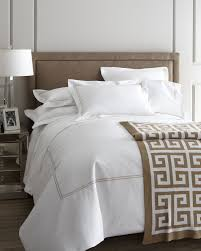 two standard 200 thread count resort pillowcases