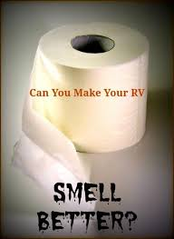 how to get rid of rv toilet odor in 3