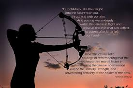 A Bow And Arrow Quote