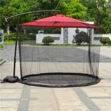 umbrella cover mosquito net screen for