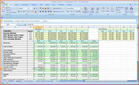 Business Budget Template Excel Fresh Business Budget Template Excel