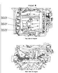 mitsubishi diagram 3 5 64g 1997 twin ohc motor firing order