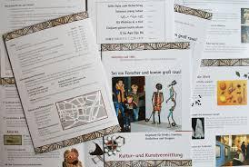 Flyersammlung | Bärbel Reinecke - Info-Flyer-Volkerkundemuseum6