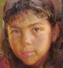 oil painting lesson portrait 11