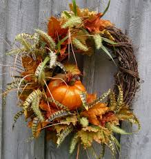 wreaths for front doorsDecorating Autumn Wreaths For Wonderful Wall And Door Decor Ideas