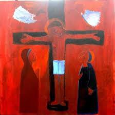 """Résultat de recherche d'images pour """"marie au pied de la croix de jésus"""""""