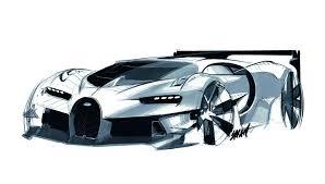 Small Picture Daniel Simon on Twitter Bugatti sketch for new Vision