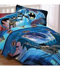 dc comics batman twin bed sheet set 3pc lightning night bedding sheets twin single size