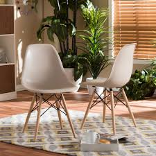 retro look furniture. Chair : Contemporary Wood Leg Accent Chairs Mid Century Dining Room Curved Plastic Seat White Color Steel Material Classic And Retro Look Tables Modern Used Furniture