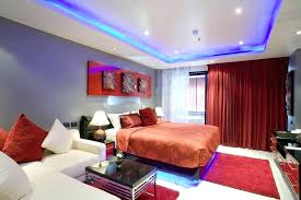Red And White Bedroom Red And White Bedroom Neon Modern Bedroom Red White  Theme Red And . Red And White Bedroom ...