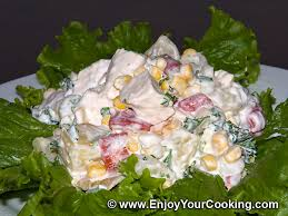 chicken salad with mayo recipes.  With Chicken With Pineapple Salad And With Mayo Recipes A
