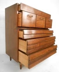 American Of Martinsville Bedroom Furniture Mid Century Modern American Of Martinsville Louvered Highboy