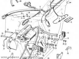 honda cb750 engine diagram elegant honda cb750k4 four 1974 usa parts honda cb750 engine diagram lovely honda cl350 scrambler 1972 k4 usa parts lists and schematics of