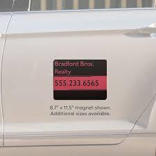 Car Magnets Magnetic Signs Vistaprint