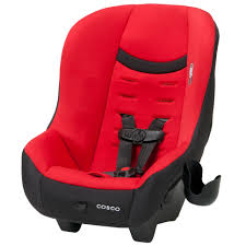 convertible car seat toddler kid baby cosco scenera next rear front face red 600328570768