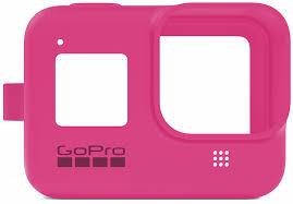 Купить <b>Чехол для камеры GoPro</b> HERO8, силикон, розовый ...