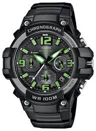 Наручные <b>часы CASIO MCW</b>-<b>100H</b>-3A — купить по выгодной ...