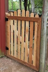 Small Picture A sliding gate is constructed using a steel frame and base and can