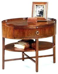 round end table with drawer round table with drawer end table shelves end tables designs round