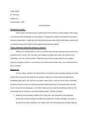 research essay prop adams kelcey adams english a mrs 4 pages informal planning outline essay 4