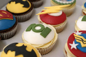 Flash Gordon And Marvel Avengers Cupcakes And Cake 9 Bakealous