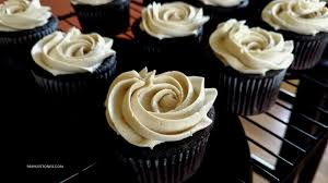 Mocha Cupcakes With Espresso Buttercream Frosting Birthday 96