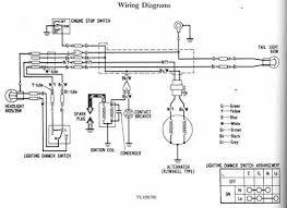 honda tl125 wiring schematic 4 stroke net all the data for honda tl125 wiring schematic