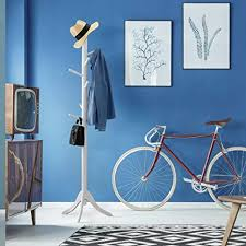 Sturdy Coat Rack Magnificent Amazon Vlush Sturdy Wooden Coat Rack Stand Standing Entryway