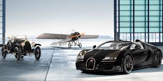 A limited edition bugatti costs almost $2 million more than some regular bugattis being sold in the same condition. Black Bess Bugatti Editions Models