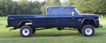 jimmy smith s 1970 big blue power wagon restoration