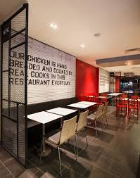 Interior Design Fast Food