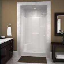 fiberglass shower stalls. Wonderful Shower Weu0027re Switching To A Fiberglass Shower Stall Kit Because Weu0027ve Had It With  Leaking Tile Jobs Love How This Photo Dresses Readykit Up By Framing In  Inside Fiberglass Shower Stalls U